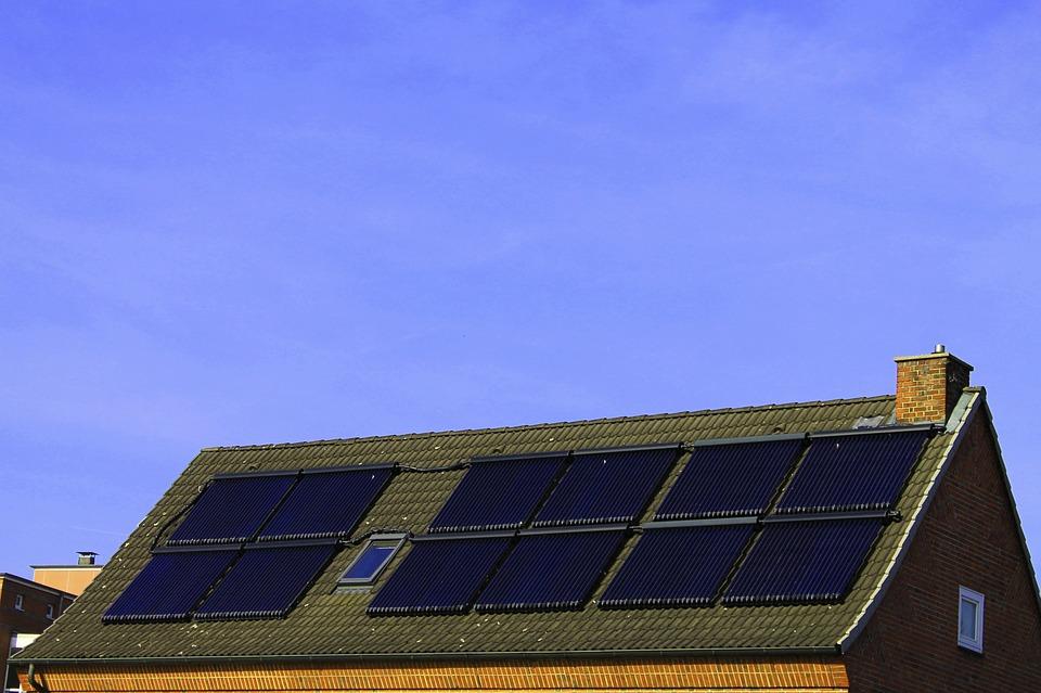napelemes rendszer családi ház